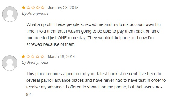 Check Into Cash reviews 3