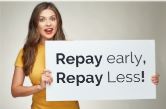 CashFloat early repayment