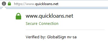 Quick Loans encryption1
