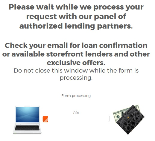 Quick Loans application process 2