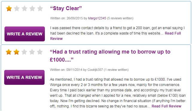Wonga reviews 6