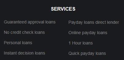 12MonthsLoansBadCredit loans