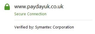 PaydayUk connection