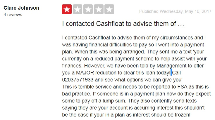 Cash Float reviews 7