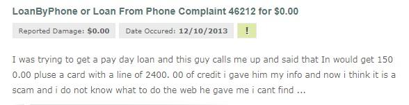 complaint 2