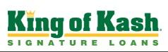 king of cash logo
