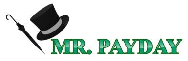 mr payday logo