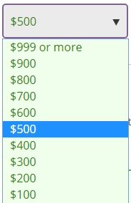 paydayloans.com amounts