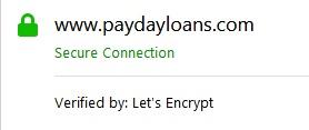 paydayloans.com safety