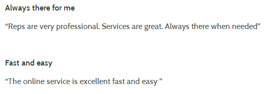 reviews about installement loans