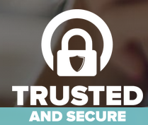 trusted and secure